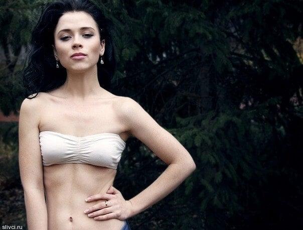 Анна Кошмал (Anna Koshmal) эротическое фото.