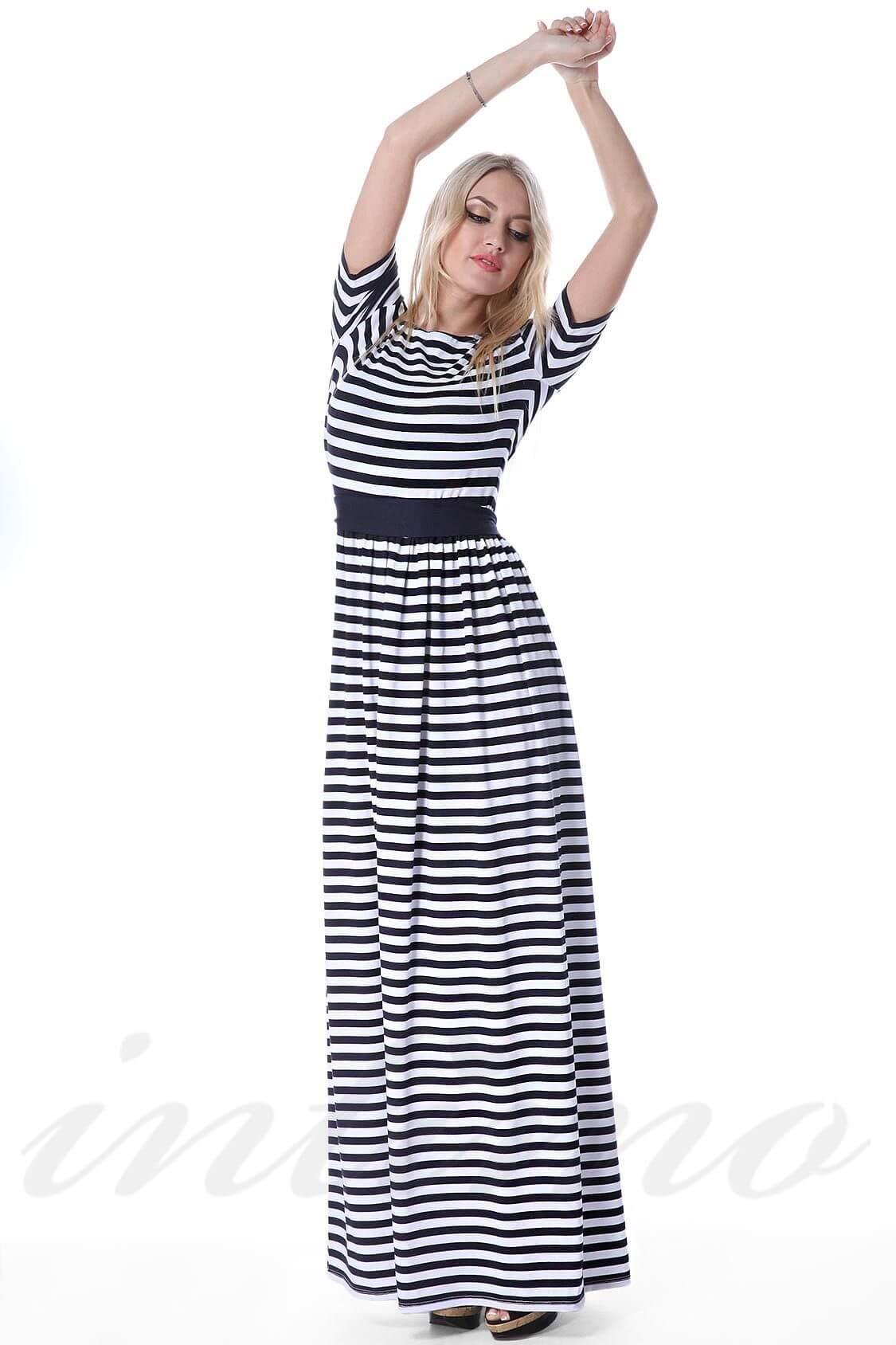 В чем стирать черно-белое платье