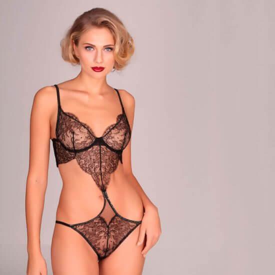 c6a8f248ba04 Чем нас порадуют дизайнеры — модное нижнее белье сезона осень-зима ...