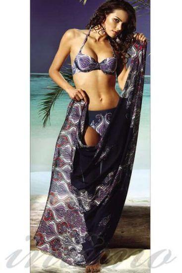 Парео — элегантная пляжная одежда